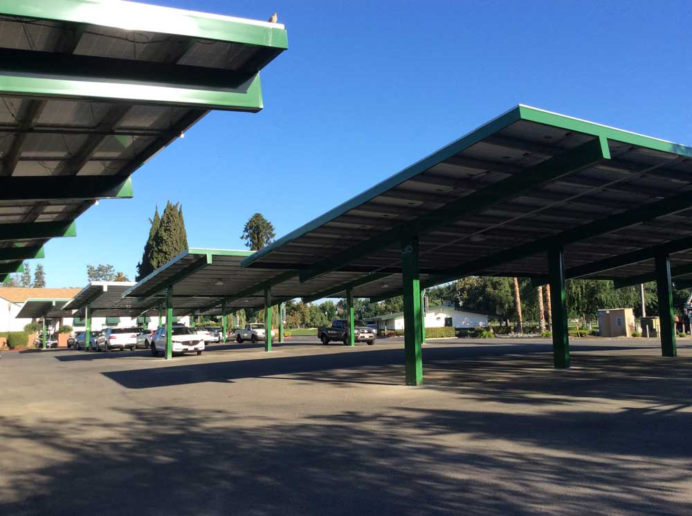 Country Club California | 549 KW Developed by A-C Electric Company