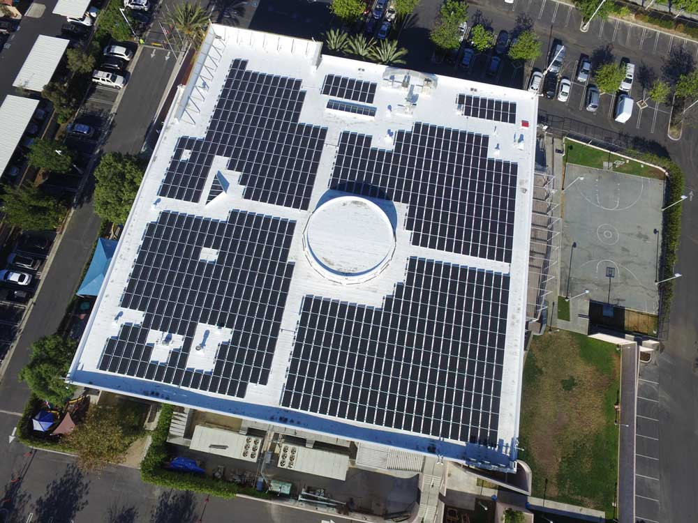 House of Worship California | 250 KW Developed by Ra Power & Light