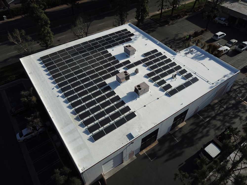 House of Worship California | 47 KW Developed by Renewable Energy Partners