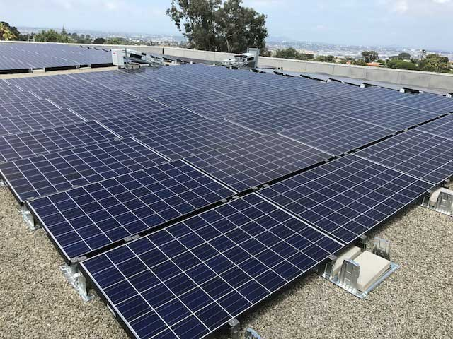 University / House of Worship California | 45 KW