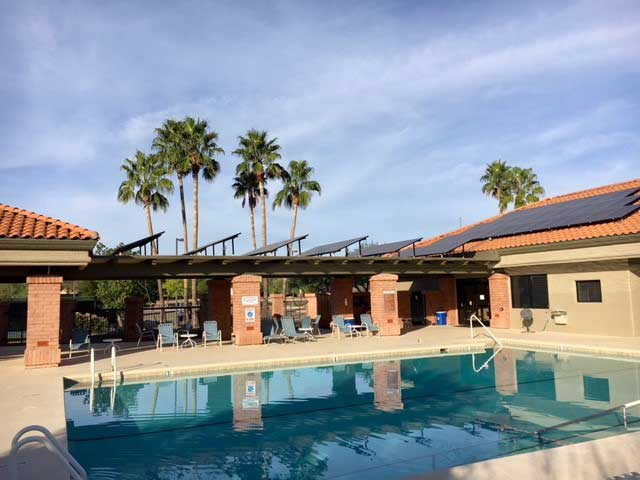 Homeowners Association Arizona | 426 KW Developed by Technicians for Sustainability
