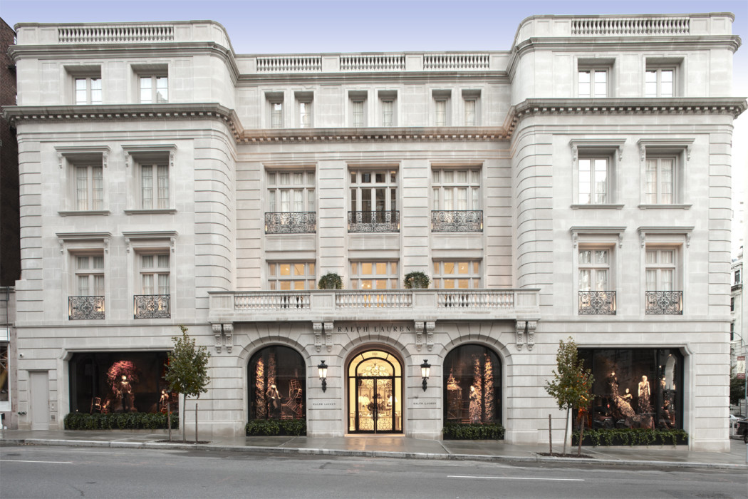 Ralph Lauren 888 Madison Avenue