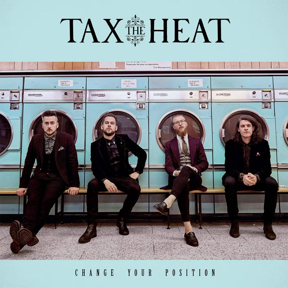 TAX THE HEAT - CHANGE YOUR POSITION 2018 Evansson 39:13