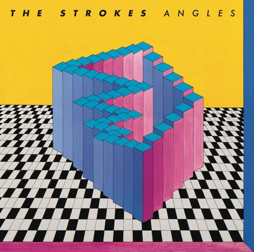 THE STROKES Angles, 2011, The Strokes & Gus Over, 34:27