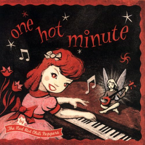 RED HOT CHILI PEPPERS One Hot Minute, 1995, Rick Rubin, 61:24