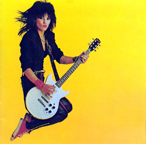 JOAN JETT & THE BLACKHEARTS Album, 1983, Ritchie Cordell, Kenny Laguna, Greg Kolotkin, 34:59