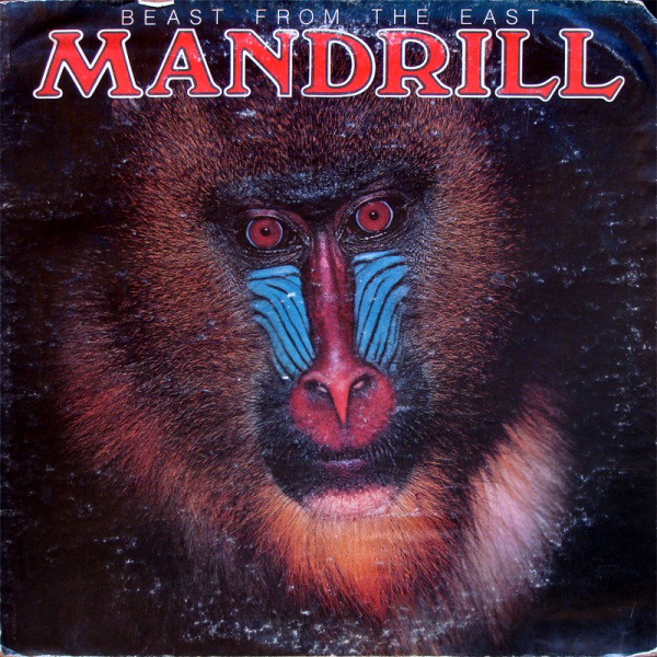 MANDRILL Beast from the East, 1975, Malcolm Cecil & Mandrill, 34:71