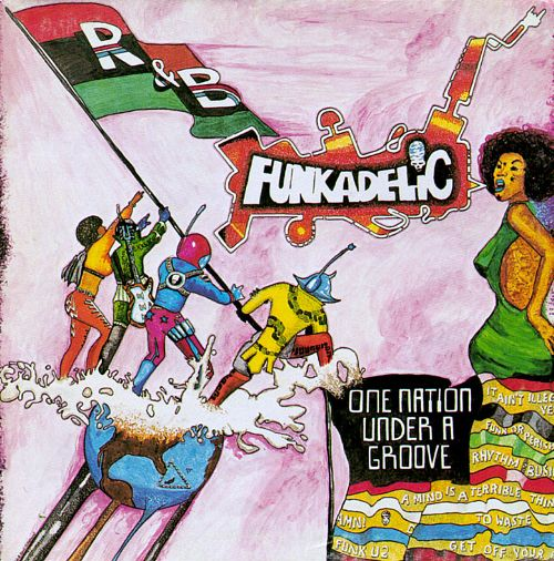 FUNKADELIC One Nation Under a Groove, 1978, George Clinton, 41:40