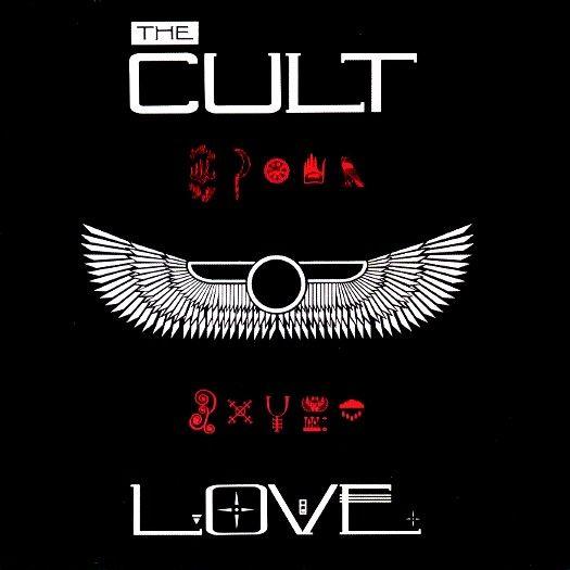 THE CULT  Love, 1985, Steve Brown, 51:31