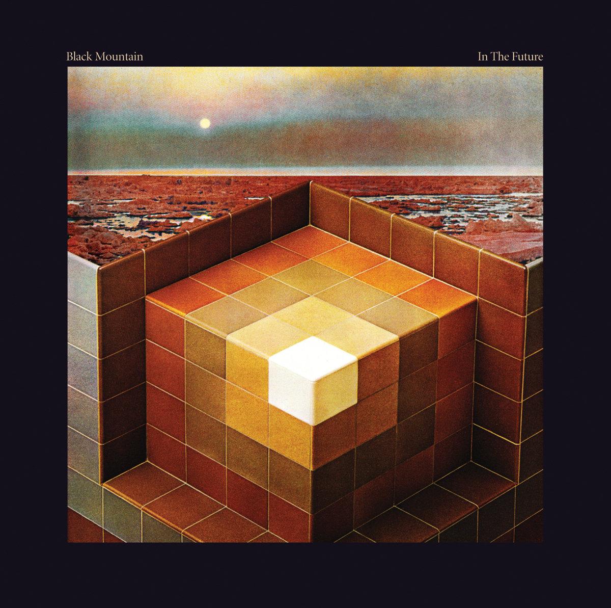 BLACK MOUNTAIN  In the Future, 2008, Self-Produced, 57:03
