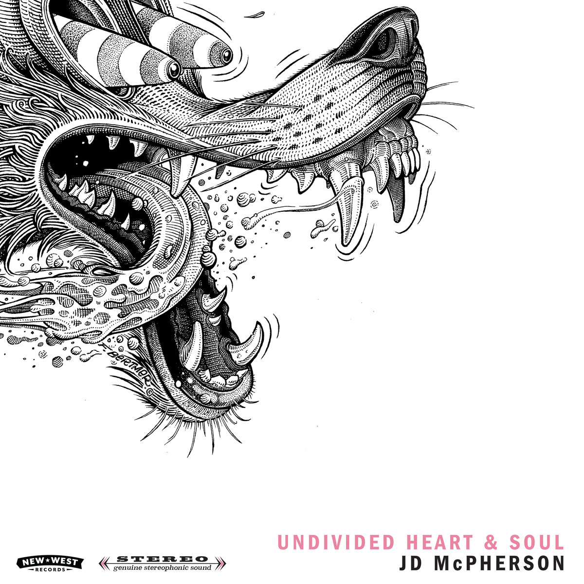 JD MCPHERSON   Undivided Heart & Soul, 2017, Dan Molad, 37:00