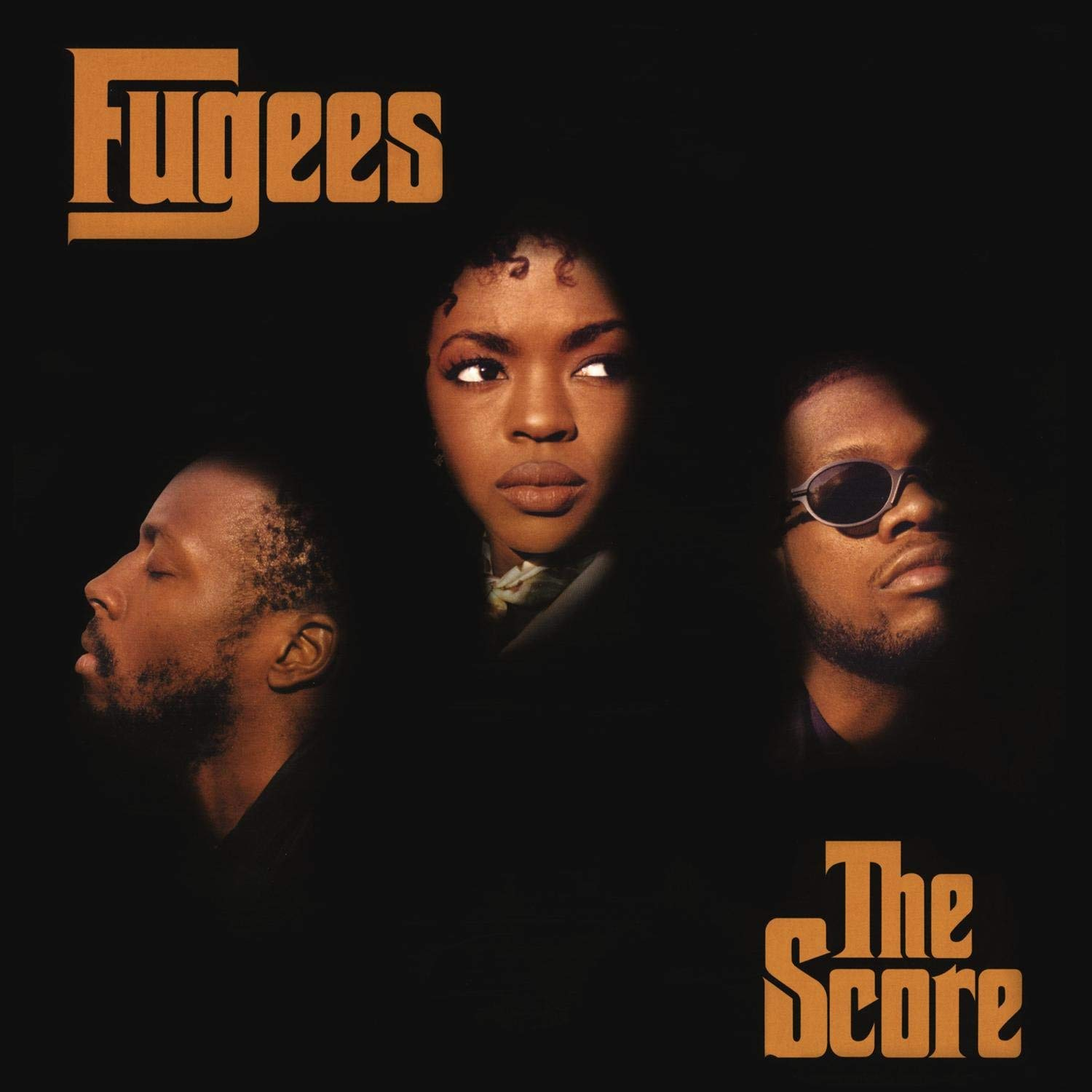 THE FUGEES   The Score, 1996, Salaam Remi, John Forte, Diamond D, Jerry Duplessis, 60:52