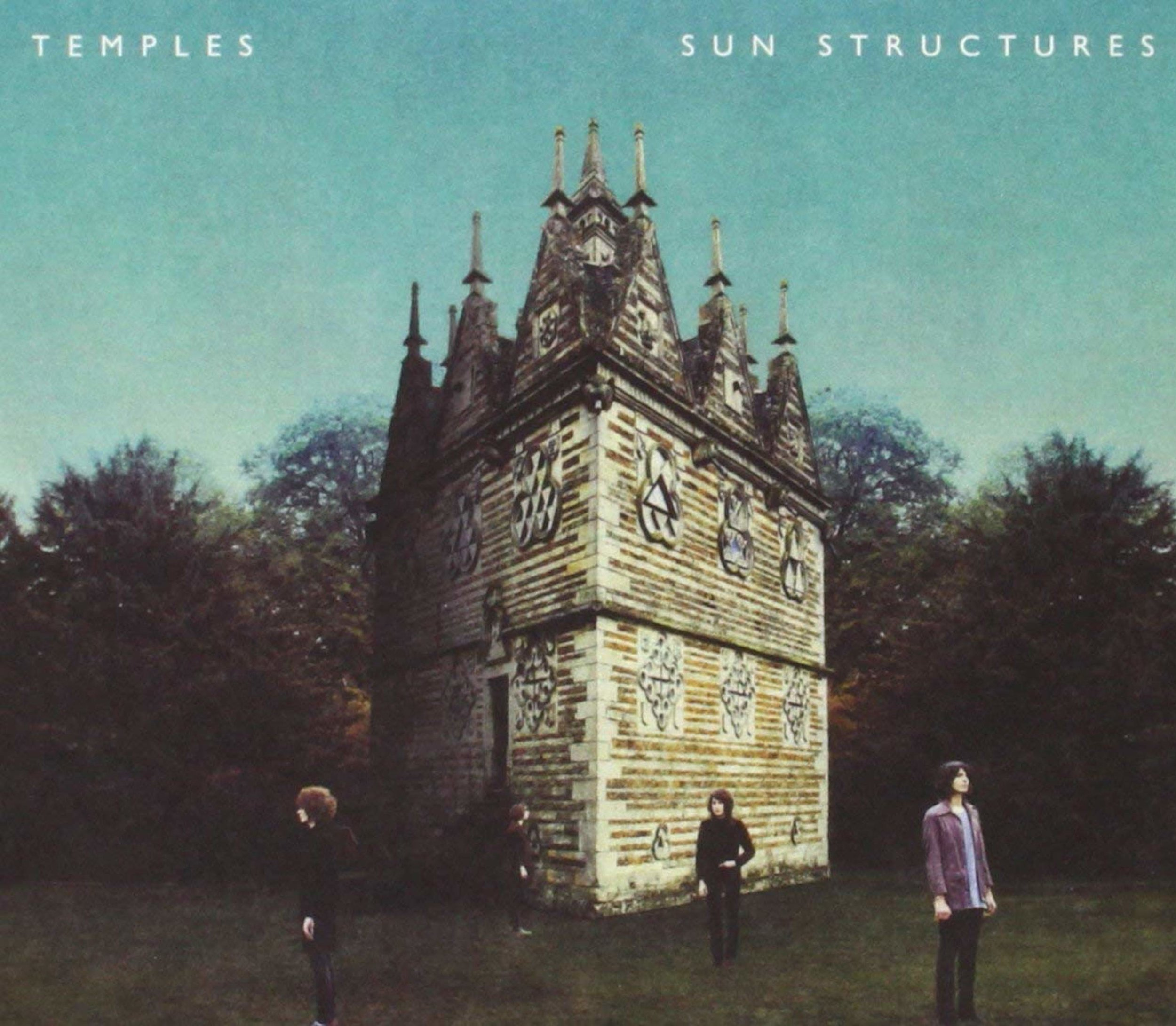 TEMPLES   Sun Structures, 2014, James Bagshaw, 52:48