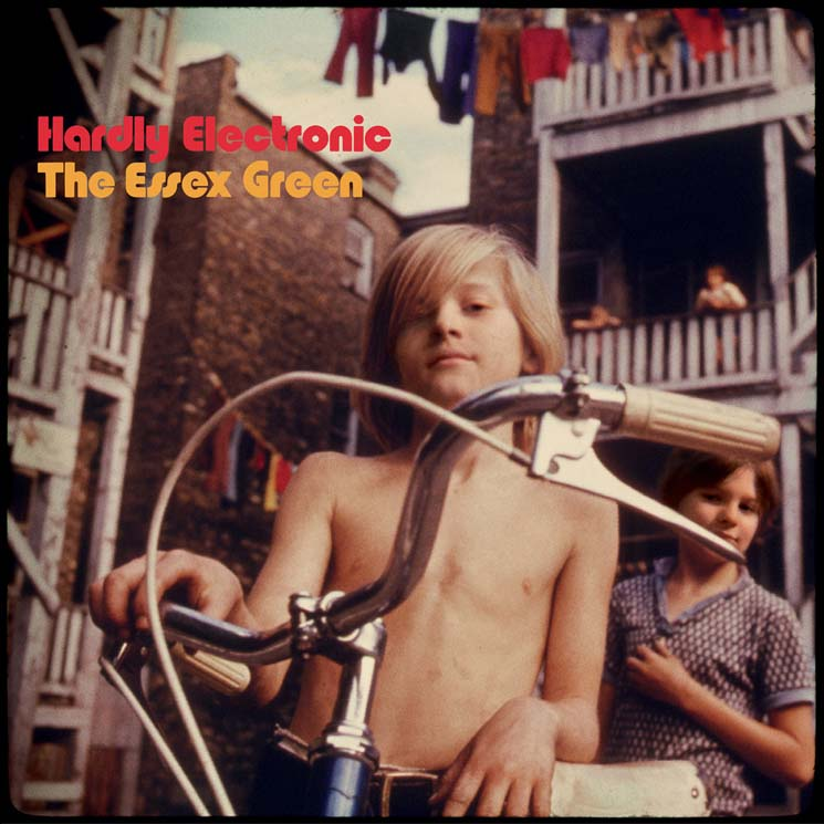 THE ESSEX GREEN   Hardly Electronic, 2018, Self-Produced, 53:00
