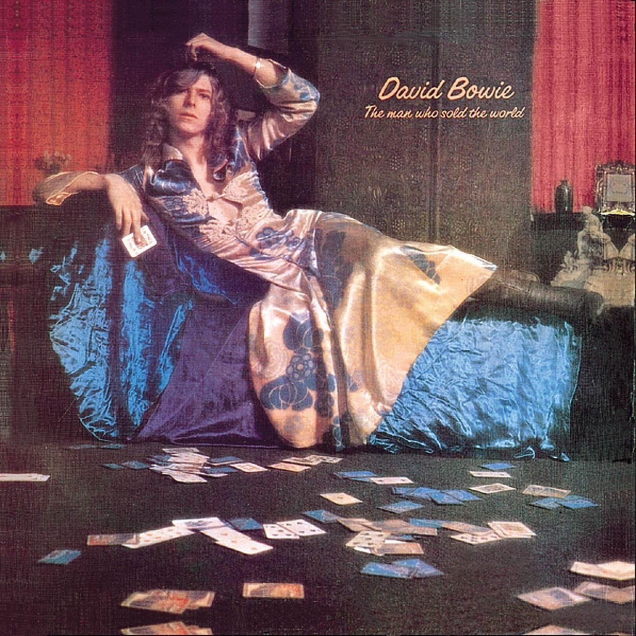 DAVID BOWIE   The Man Who Sold the World, 1970, Tony Visconti, 40:29