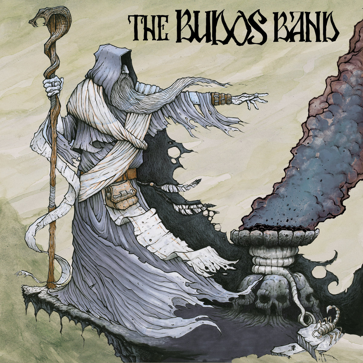 THE BUDOS BAND   Burnt Offering, 2014, Thomas Brenneck, 41:00