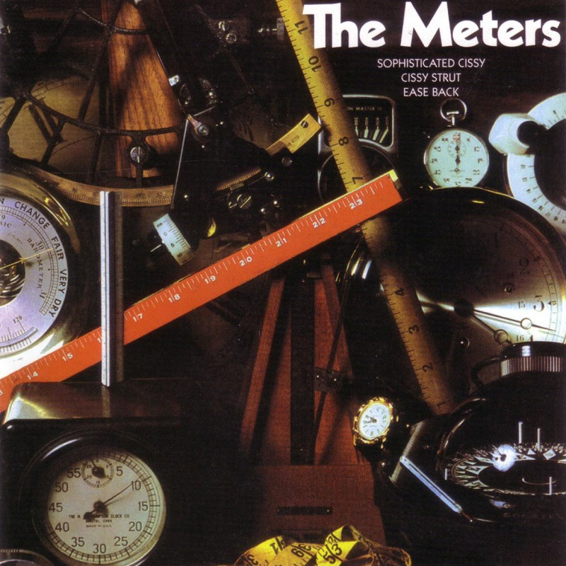 THE METERS   The Meters, 1969, Allen Toussaint & Marshall Sehorn, 43:05