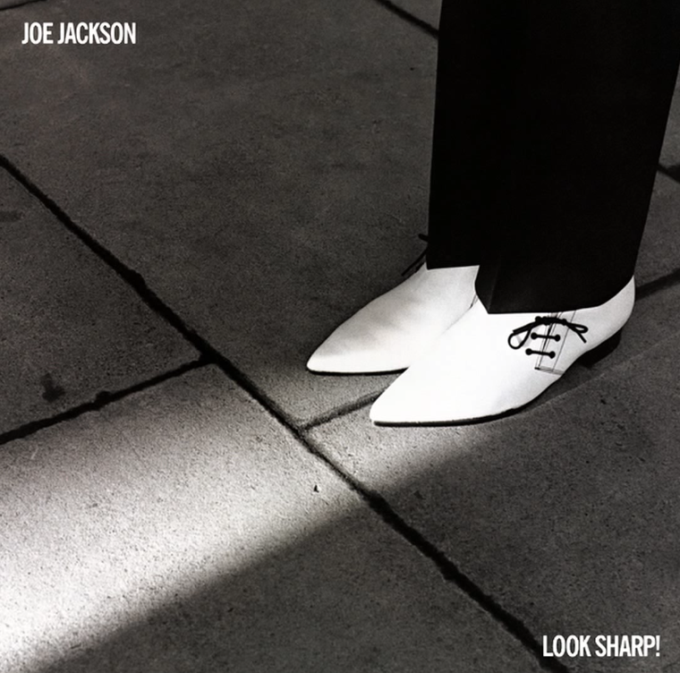 JOE JACKSON   Look Sharp!, 1979, David Kershenbaum, 36:28