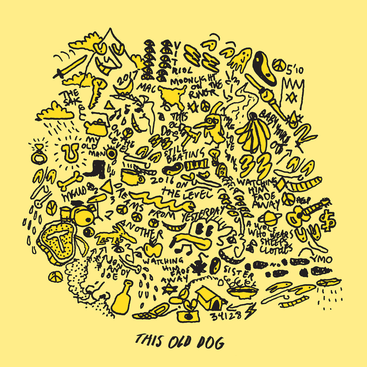 MAC DEMARCO   This Old Dog, 2017, Self-Produced, 42:24