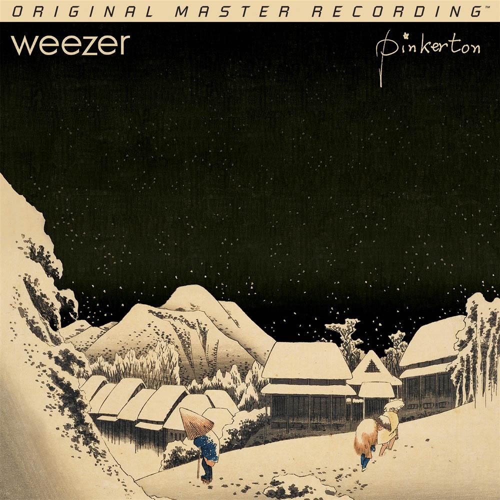WEEZER   Pinkerton, 1996, Self-Produced, 34:36