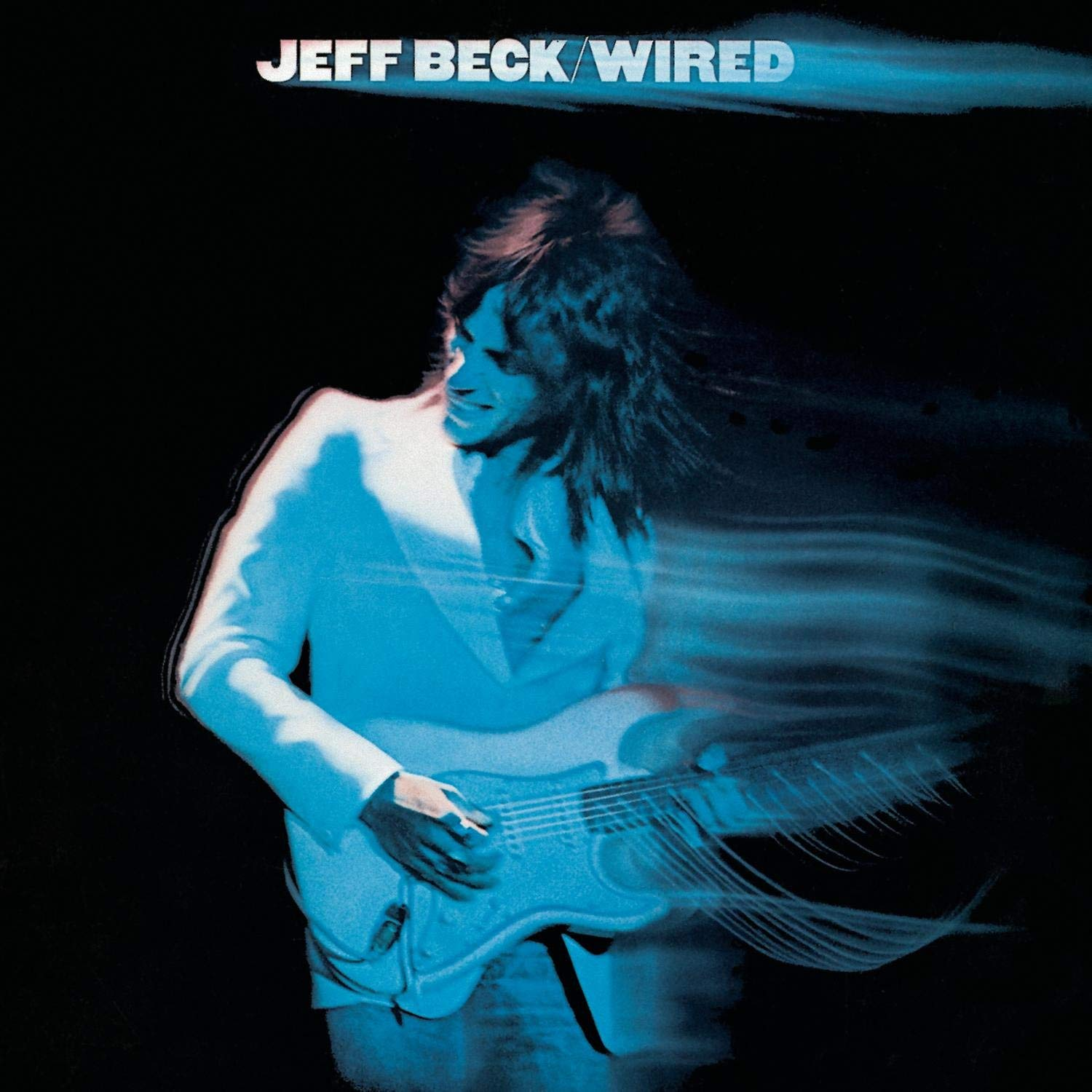 JEFF BECK   Wired, 1976, George Martin, Chris Bond, & Jan Hammer, 37:21