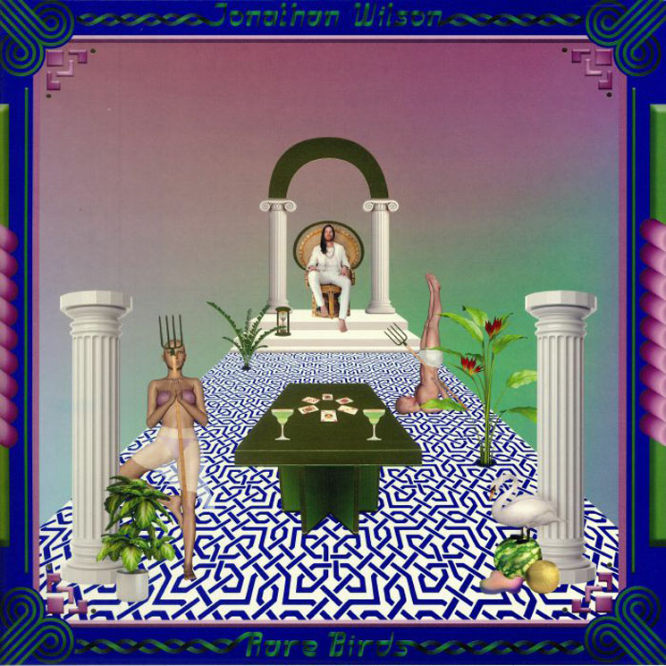 JONATHAN WILSON   Rare Birds, 2018, Self-Produced, 77:00