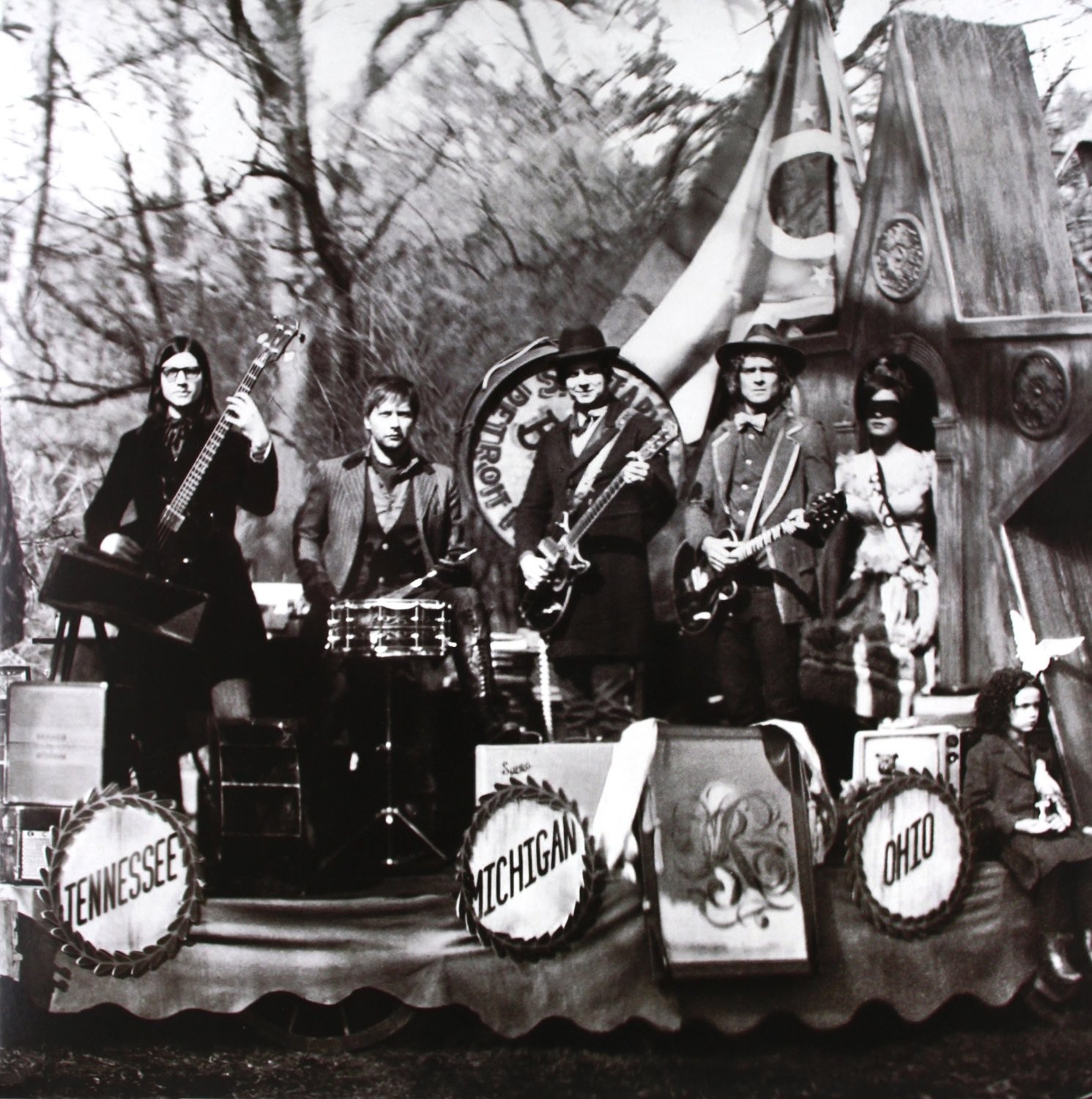 THE RACONTEURS   Consolers of the Lonely, 2008, Jack White III & Brenden Benson, 55:30