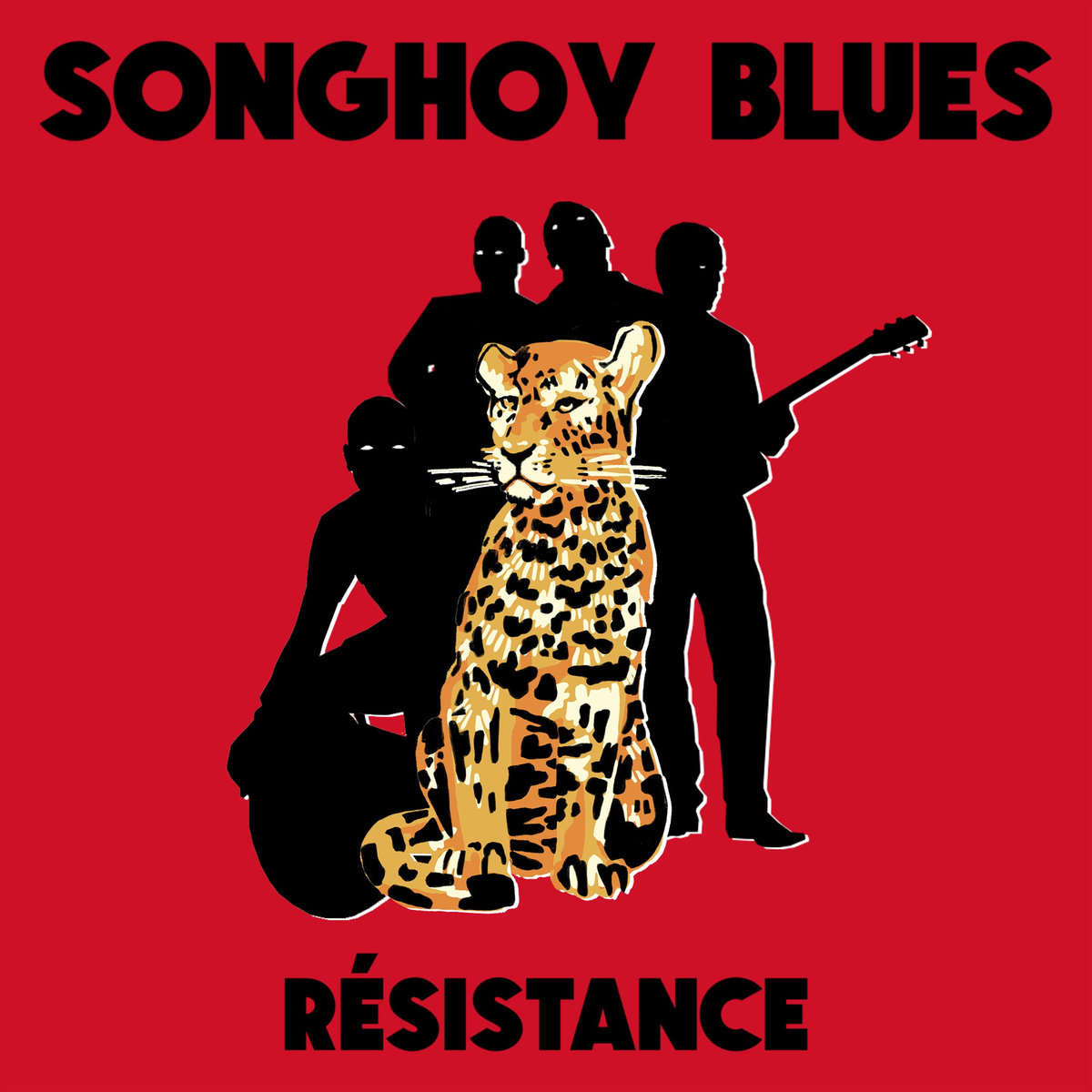 SONGHOY BLUES   Resistance, 2017, Self-Produced, 44:00