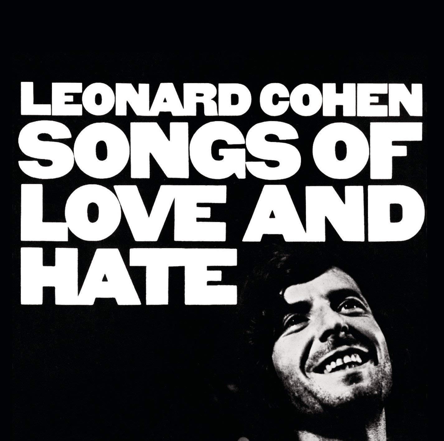 LEONARD COHEN   Songs of Love and Hate, 1970, Bob Johnston, 44:21