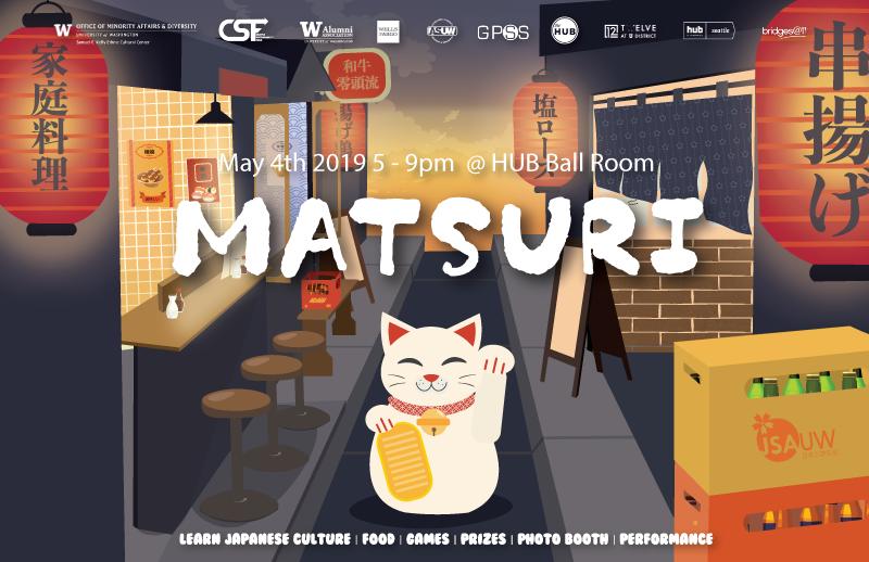 Matsuri Poster