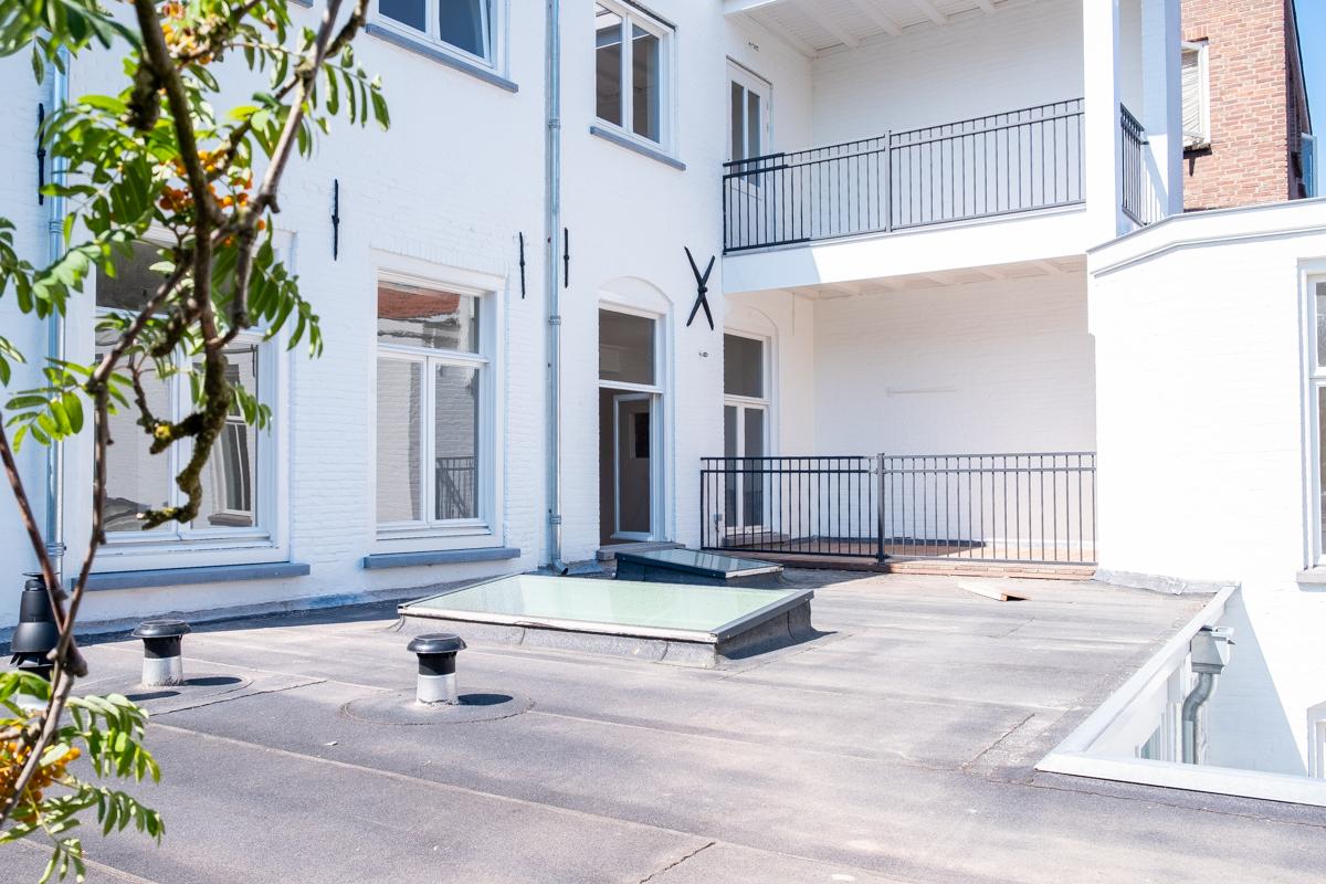 De Drie Mollen - Appartement met overdekt balkon