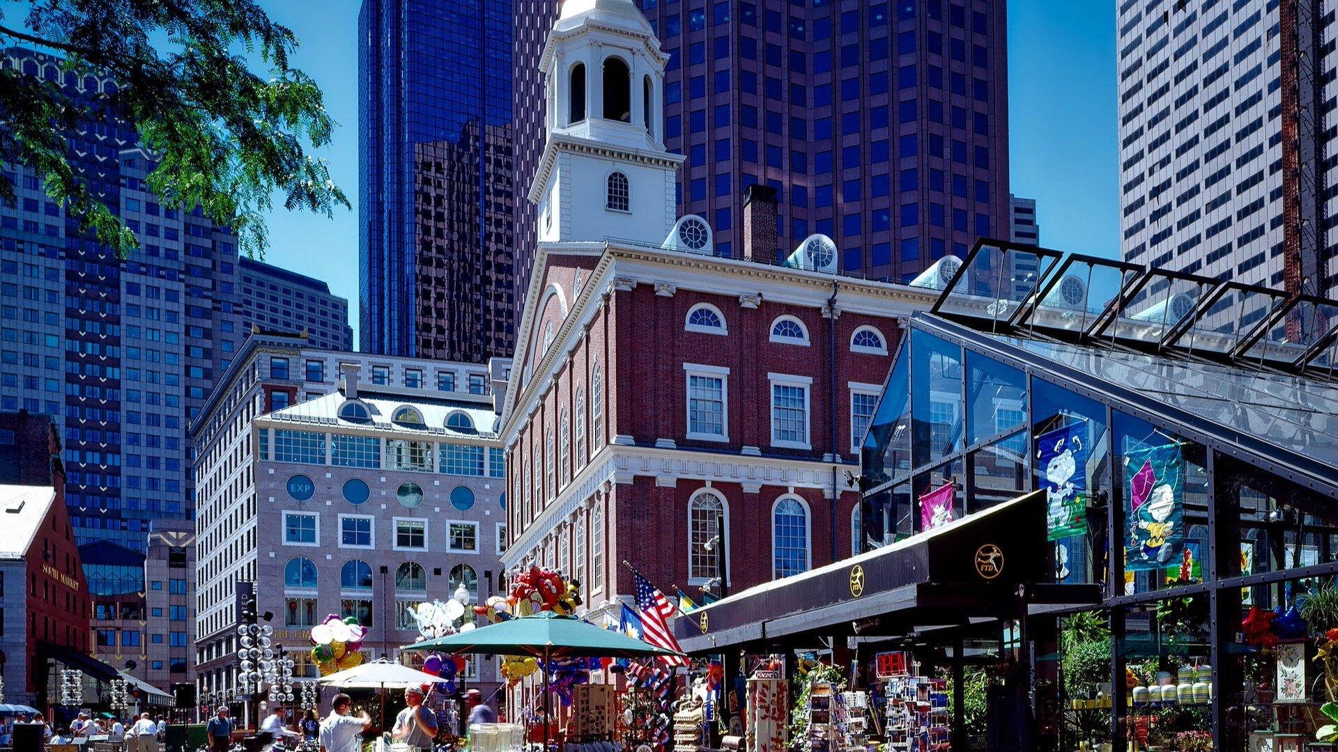 Boston - Late 2018