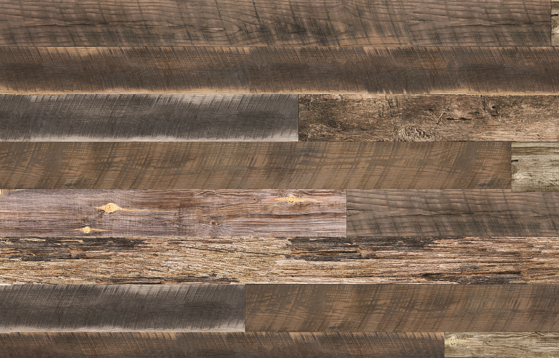 Mixed Reclaimed Wood