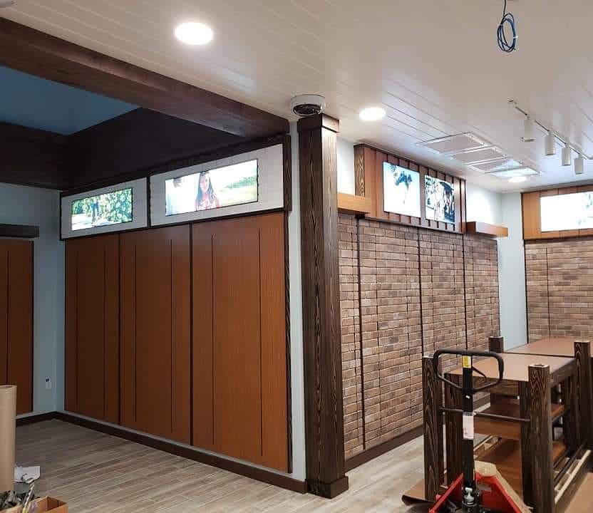 Sandstone Brick WalTex