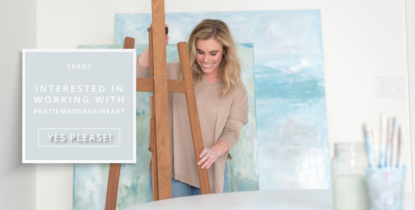 Katie Madden Artist Trade Accounts