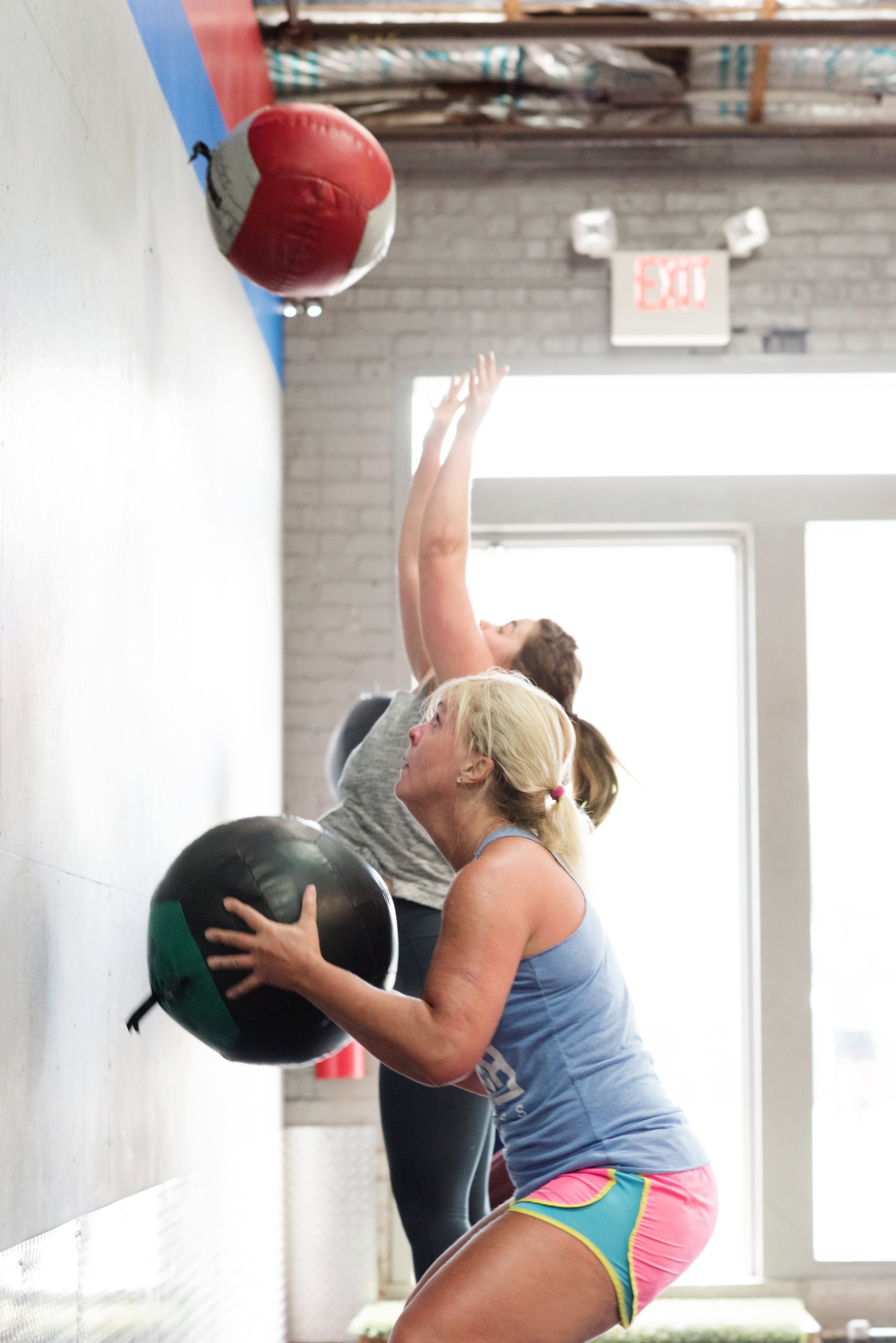 Brand new to CrossFit? First time in a gym? -