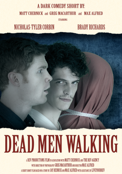 Dead Men Walking Teaser  Poster