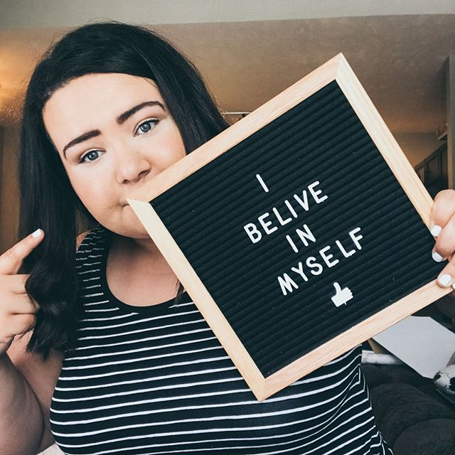 "Women ask me all the time ""how did you start a business at 19?"" and ""How did you become successful so quickly?"" The answer is because I believe in myself, and when you believe in your abilities you work so much harder. Believe you can do it, and work hard and you will achieve. #inspertaytional #inspirationalcaption #inspireothers #mindsetiseverything #wordsoftheday #selfgrowth #successcoach #youngentrepreneurs"