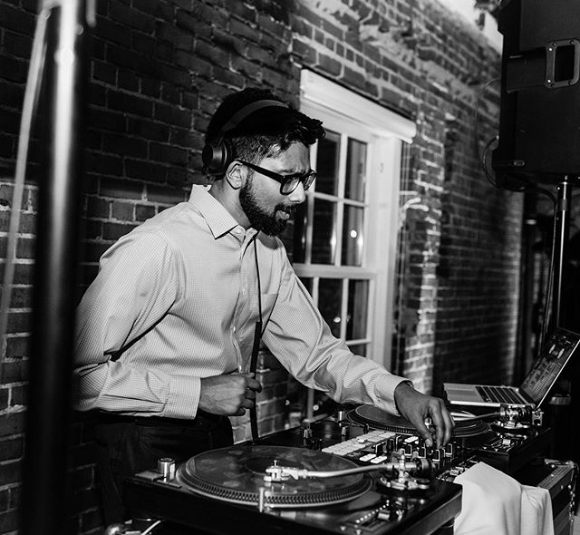 Wanted to give a shoutout to @djrang as one of our first #vendorfeaturefriday posts. If you're looking to keep everyone out on the dance floor all night while also assisting in making the flow of your day go as smoothly as possible, look no further for your next event
