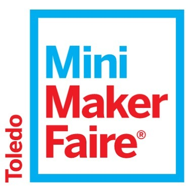 Pegboard Press will be at the Toledo Mini Maker Faire, in conjunction with the Momentum arts festival. We'll be sharing a booth with our fellow Gathered artists, The Black Iron Press and Lucky Rabbit's Foot Photography!
