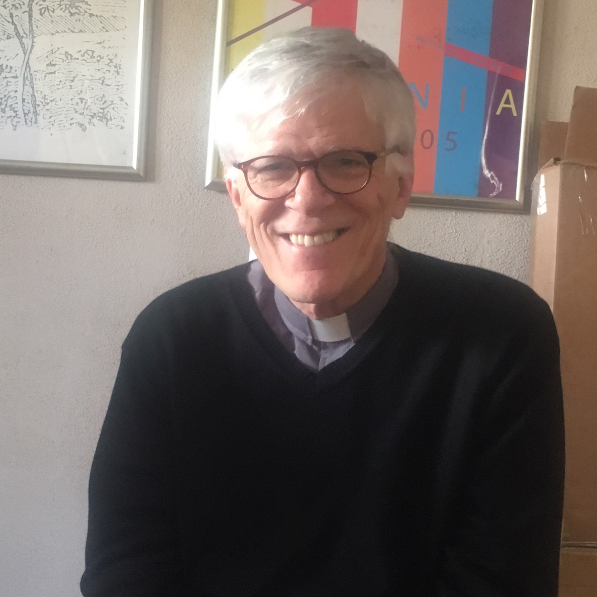 Peter Kountz - Vicar