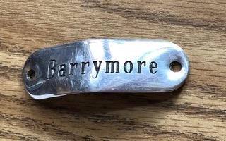 Barrymore pew marker.jpg