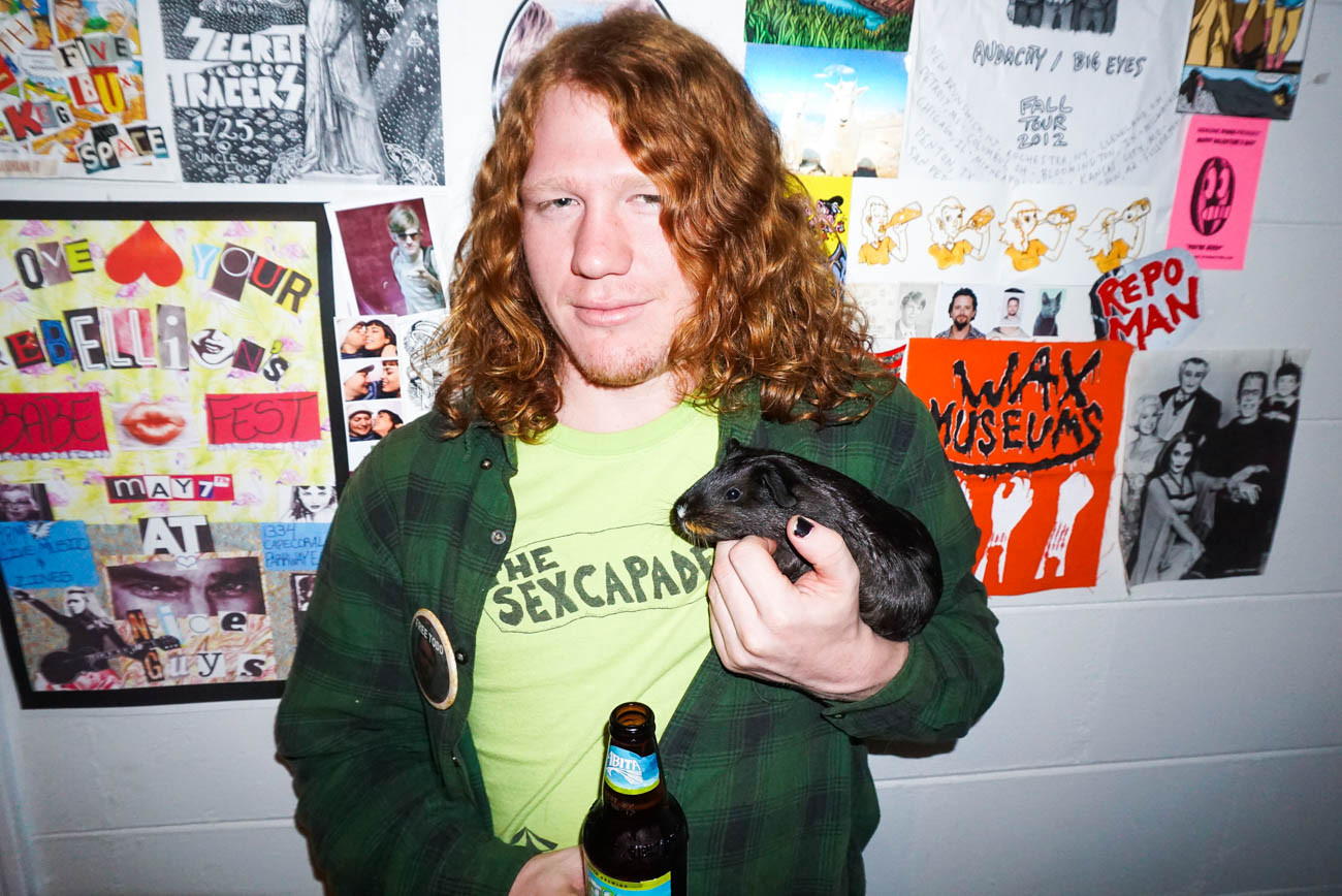 Tight Genes Interview | Orlando Music Blog Interviews Art | The Vinyl Warhol