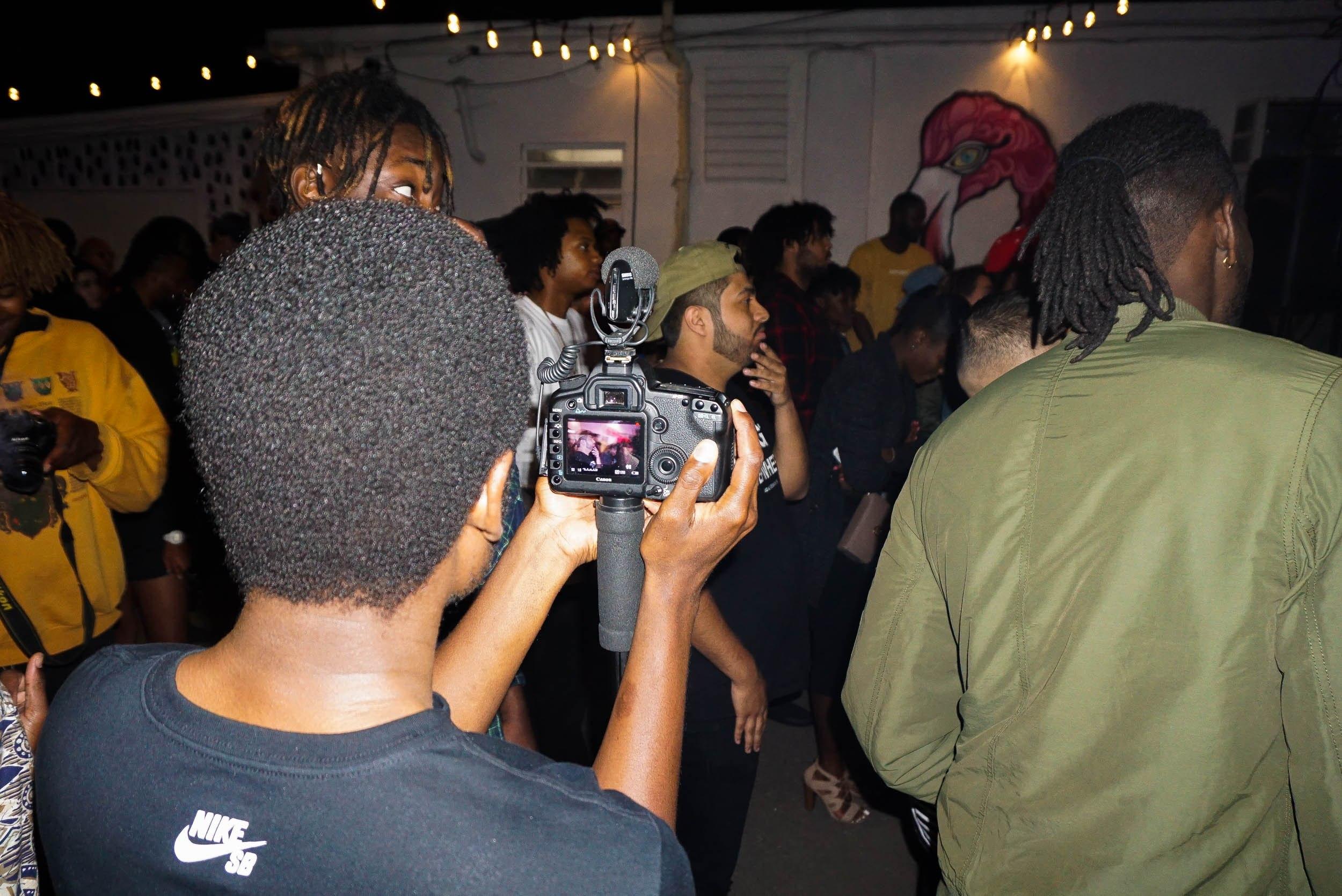 Harryson Thevenin / SR50 Interview | Orlando music blog Art Interviews | The Vinyl Warhol