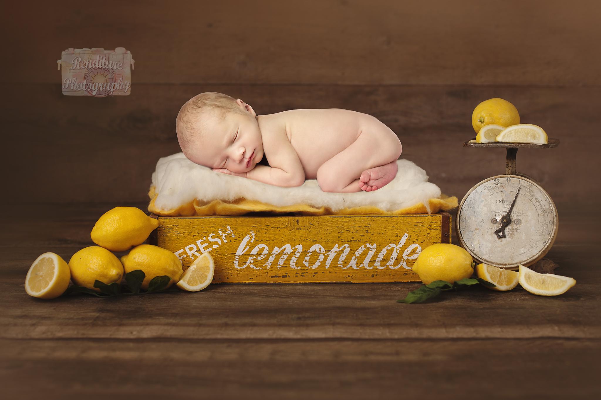 When life gives you lemons....you make art!