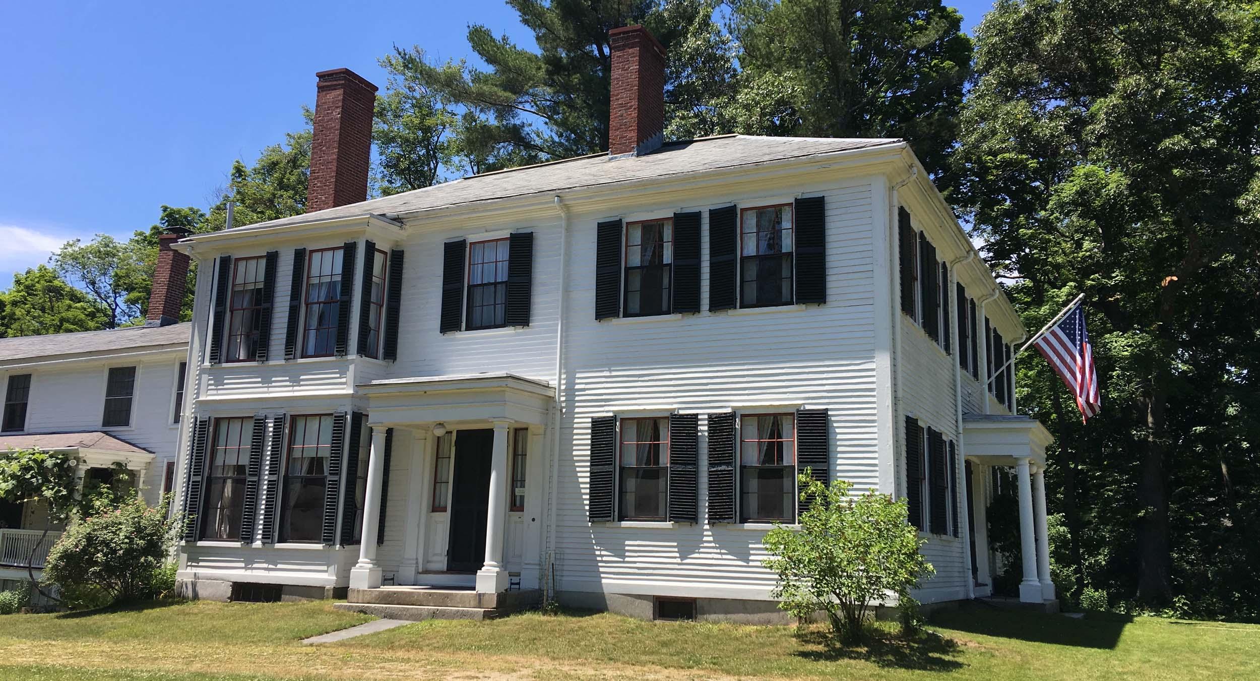 Ralph Waldo Emerson's House, Concord MA