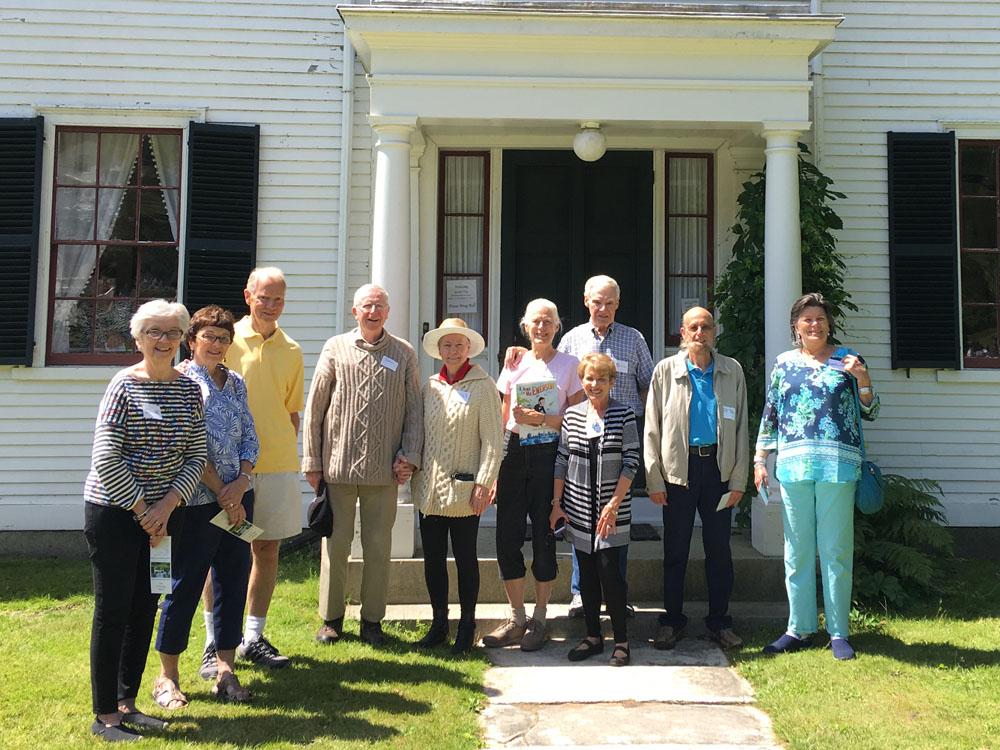 The Alzheimer's Association ALZ Meet-Up.