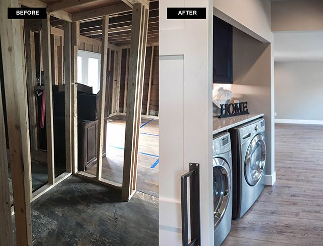It's all about the details! Check out these before and afters of our recently finished project!