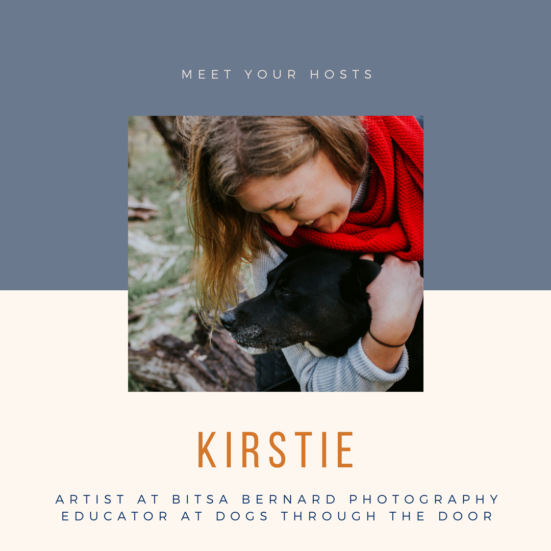 The Pet Photographers Club Podcast with Kirstie McConnell
