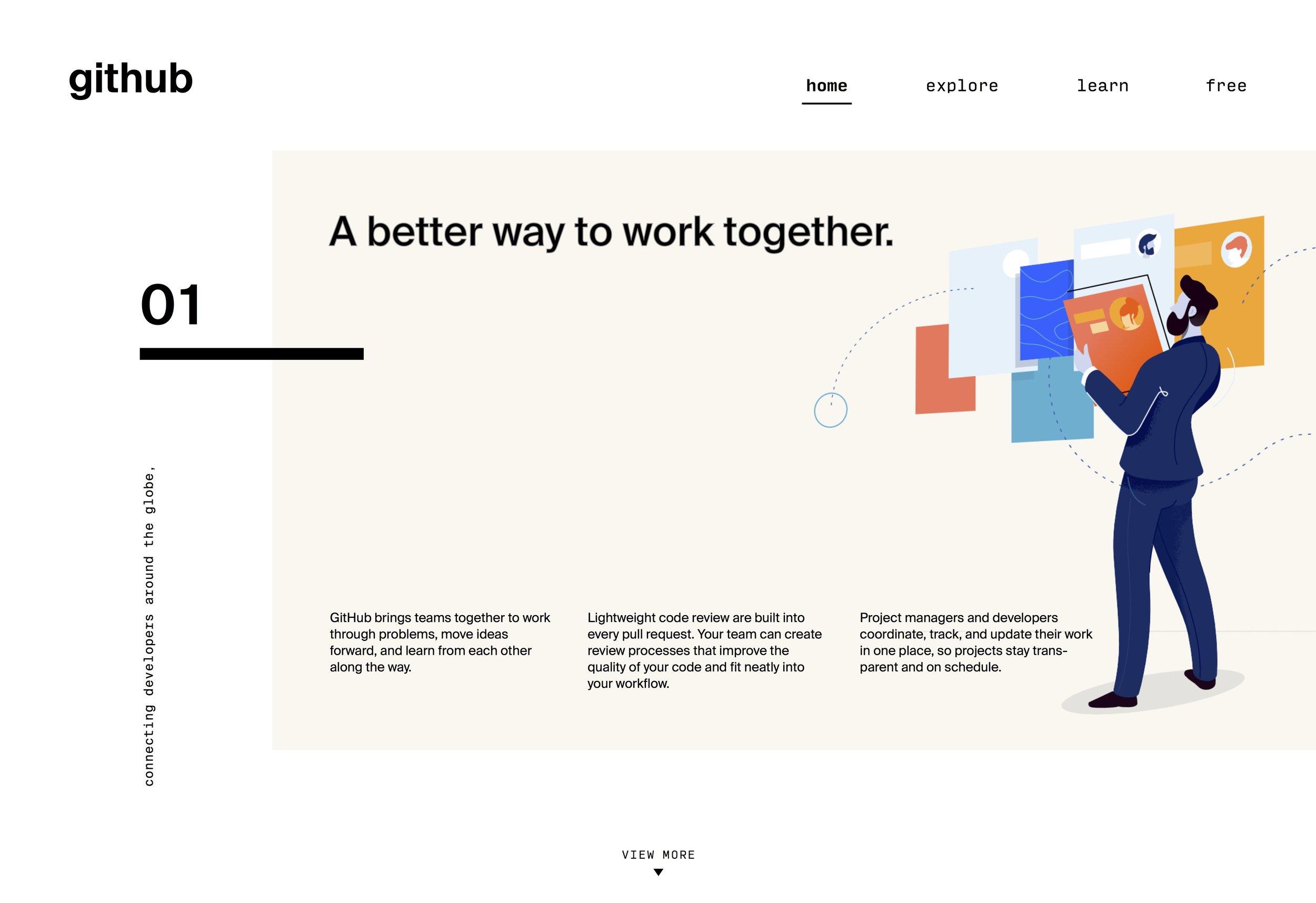 GitHub Desktop App + Web — nana tabata